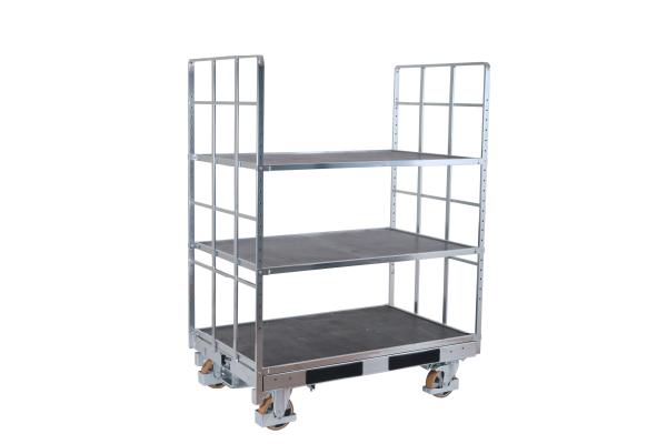 JK Logistika Přepravní vozík Shelf Wagon 1