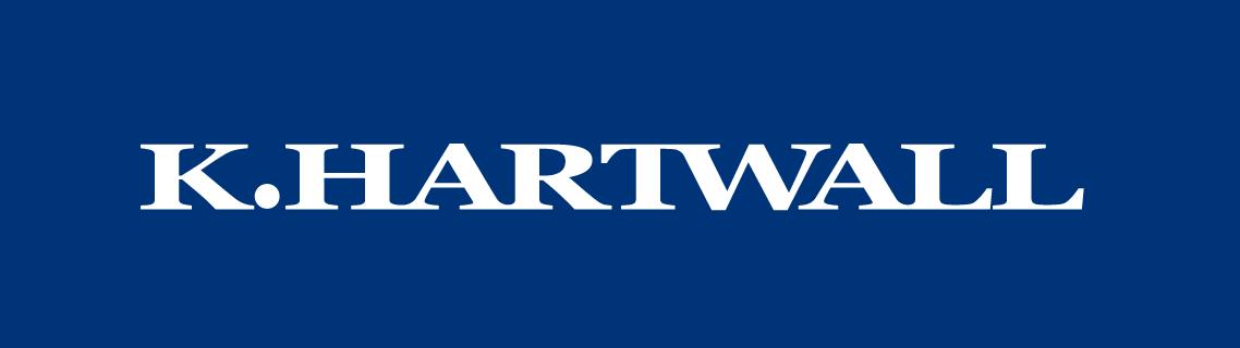 JK Logistika Tažné a přepravní vozík logo K. Hartwall