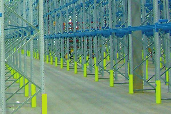 JK Logistika Ochranné prvky Rack Armour 4