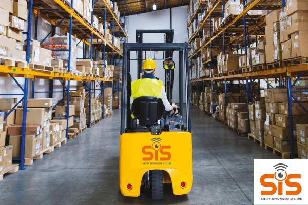 JK Logistika Bezpešnost skladu