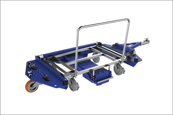 JK Logistika Tazna souprava E frame e ram produkty
